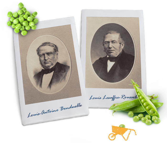 images of Bonduelle brothers