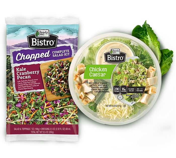 Ready Pac bistro products