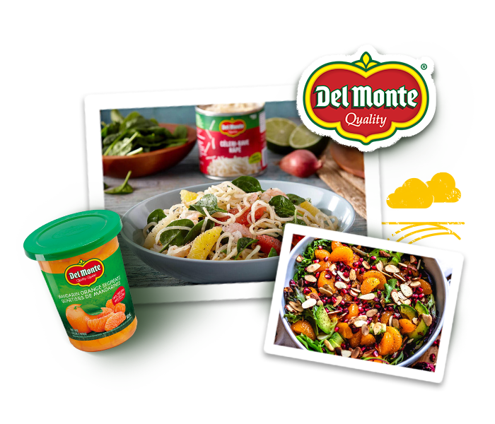 Del Monte Quality products